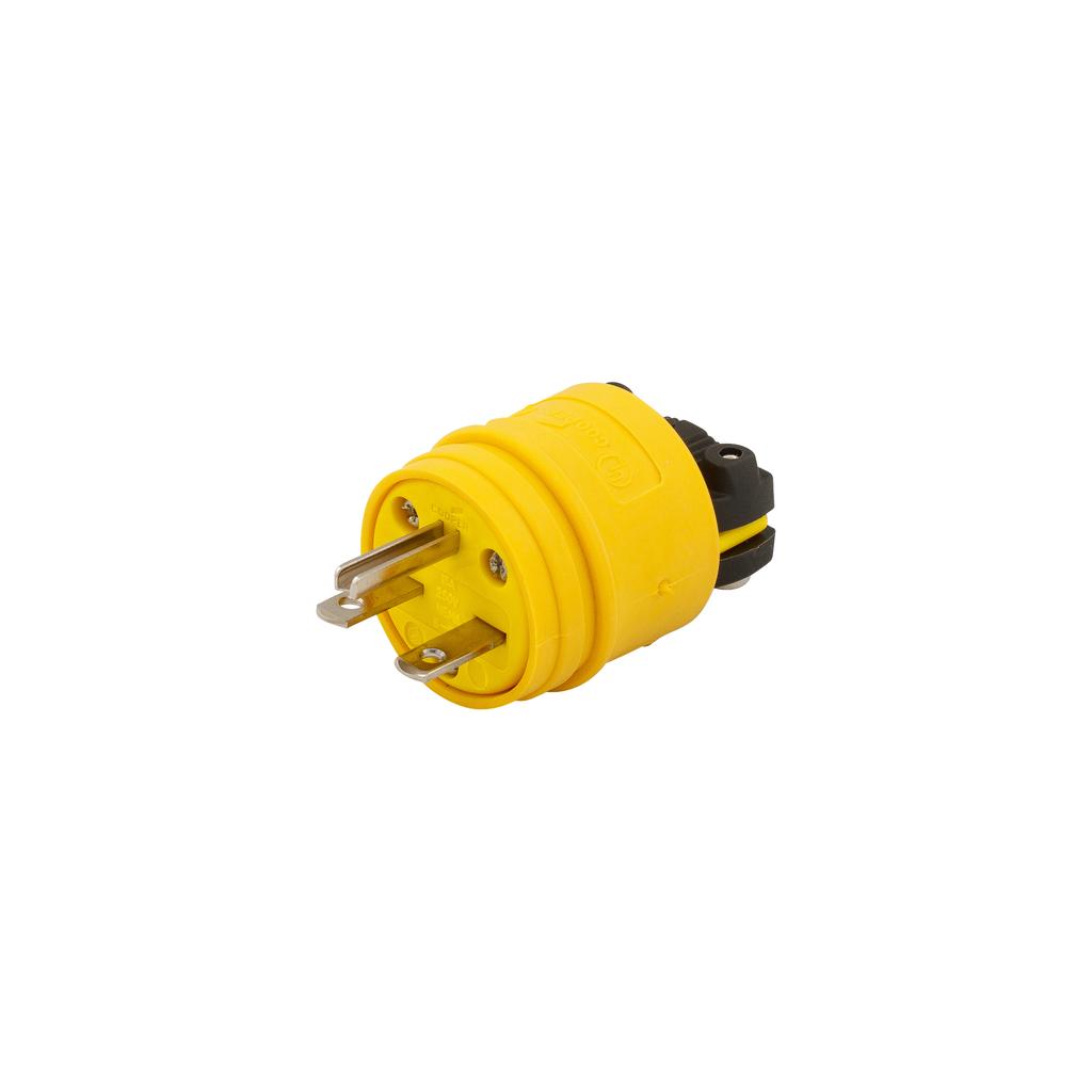 EWD 1449 Plug Ins 15A 250V 2P3W Str