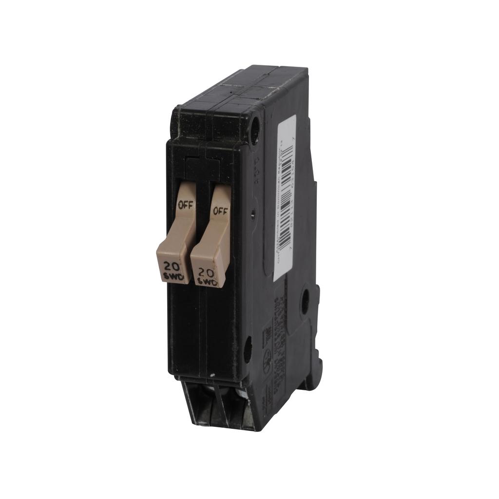 Eaton CHT2020 CTl Plug-On Twin Circuit Breaker
