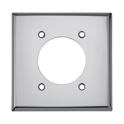 Stainless Steel & Aluminum Wall Plates