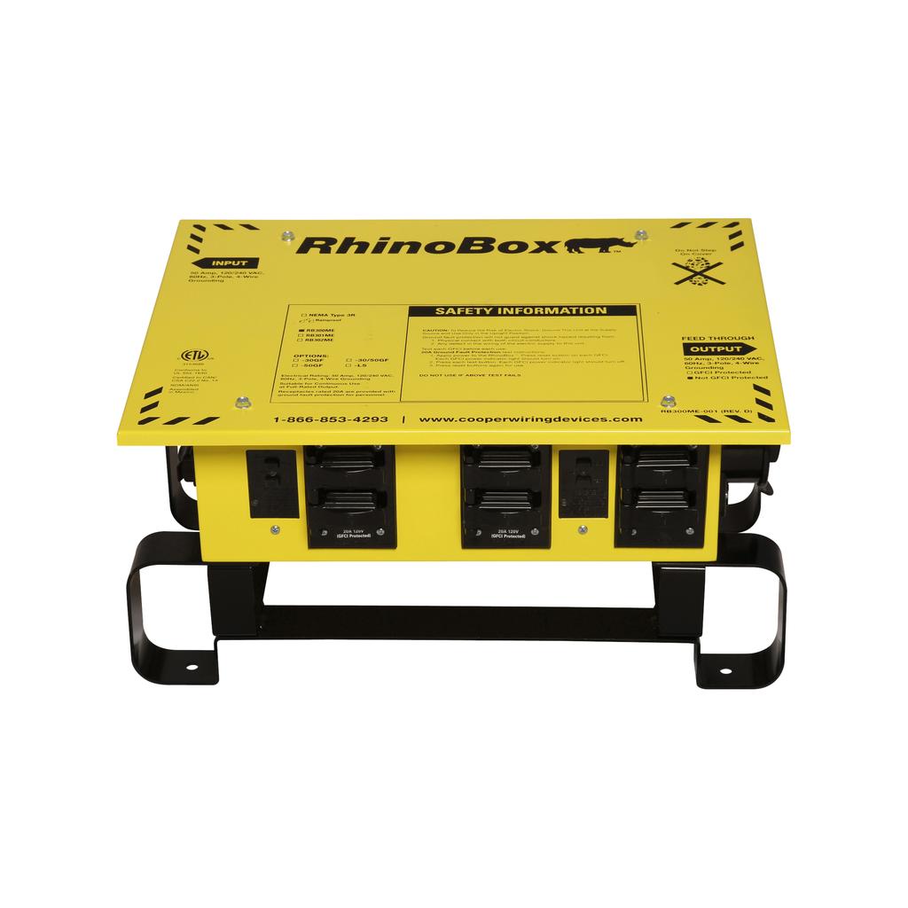 EWD RB300ME RhinoBx Econ 50A125/250