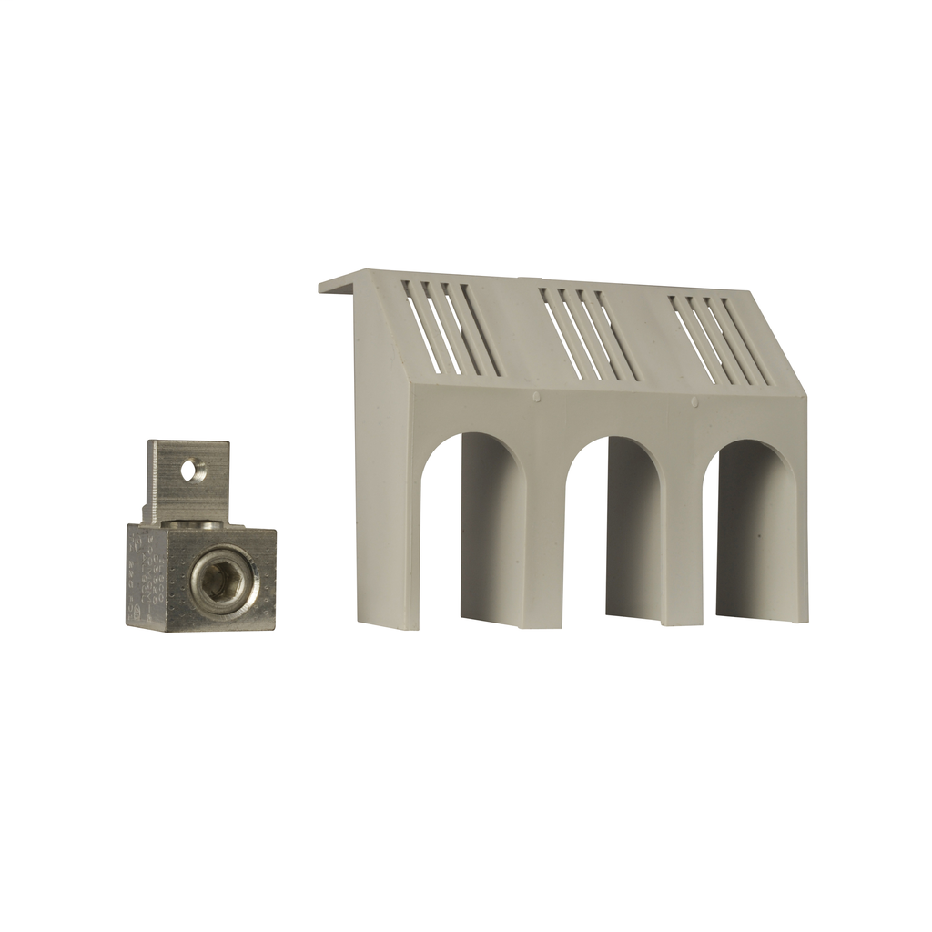 Eaton Series C molded case circuit breaker accessories and terminals