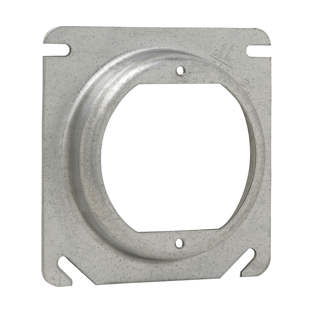 CROUSE-H TP477 4SQ TO 3-0 5/8-IN RAISED PLASTER RING
