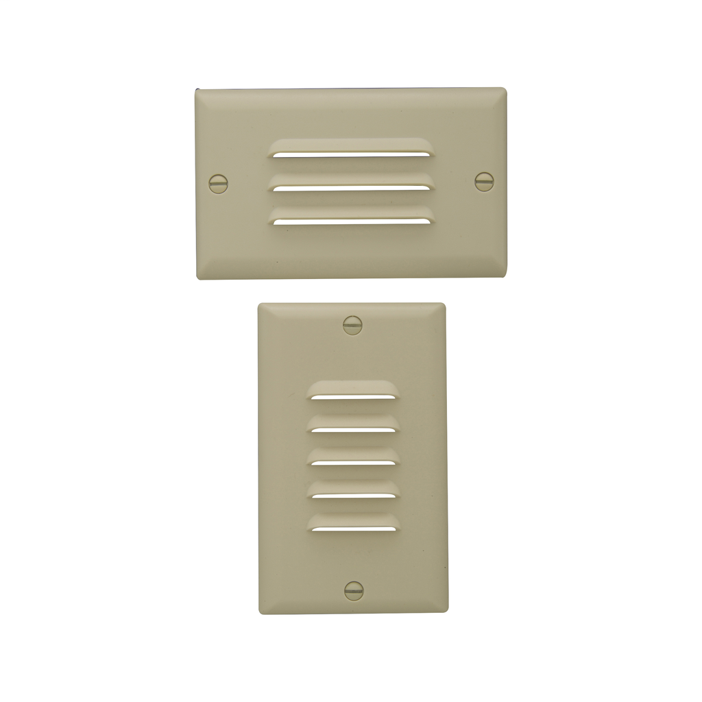 EWD 7739LA-BOX LED Steplight w Louv