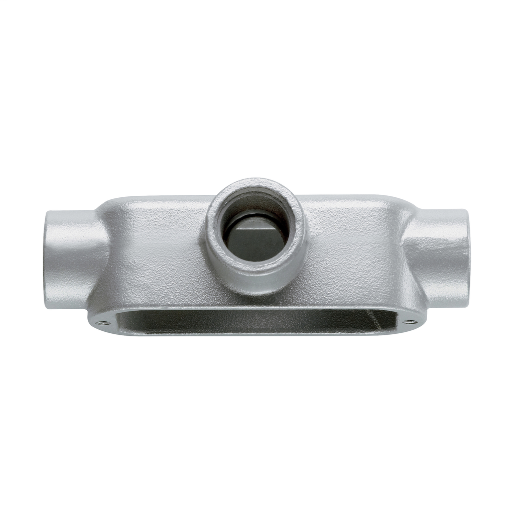Eaton's Crouse-Hinds series Condulet Form 5 Conduit Outlet Body