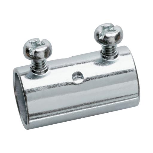 Eaton Crouse-Hinds series Set Screw Coupling (CRO 462 1 STL SET SCREW EMT)