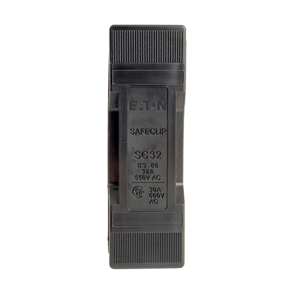 BUSS SC32H/D SAFECLIP 32A FRONT CON