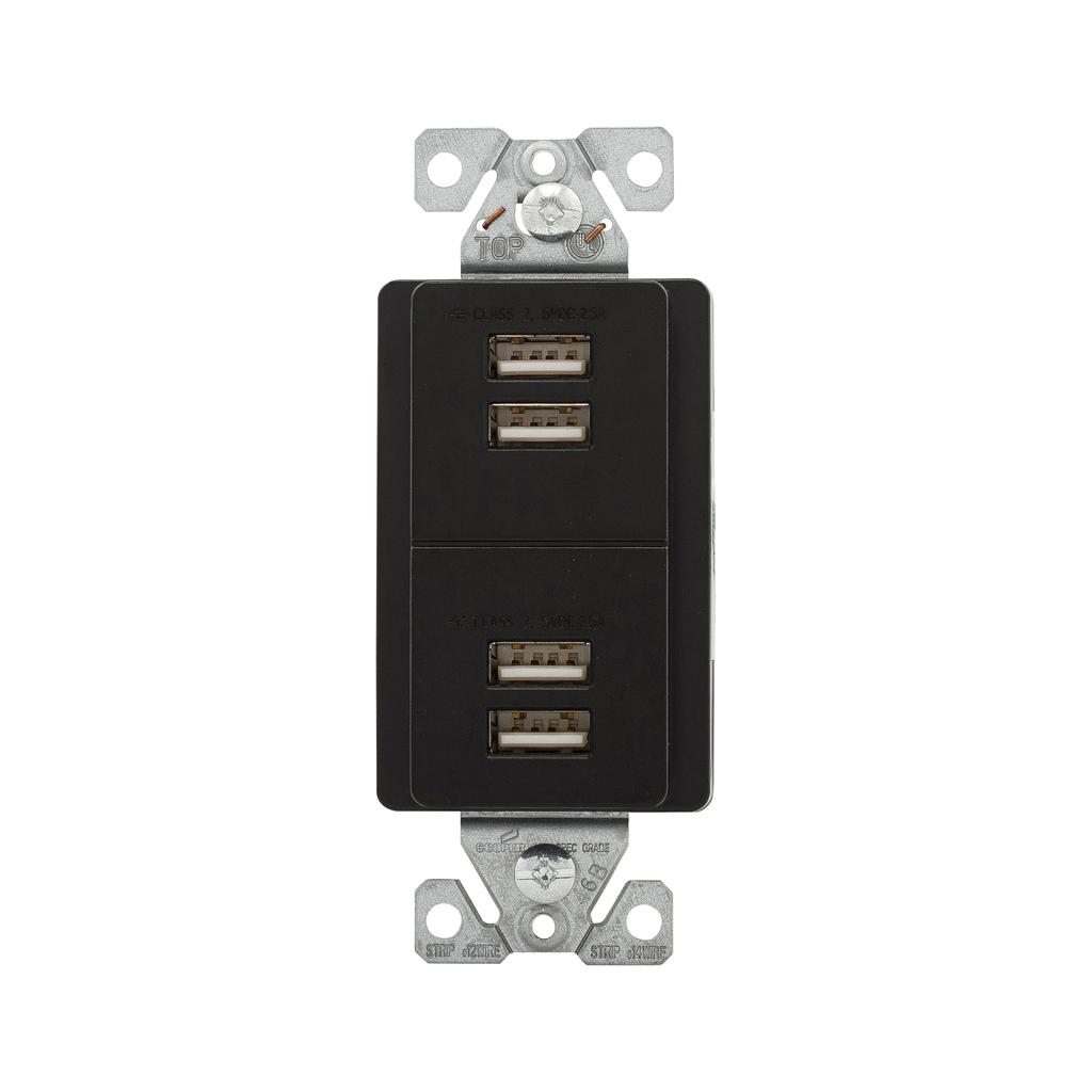 EWD 7750BK-BOX USB Charging Station
