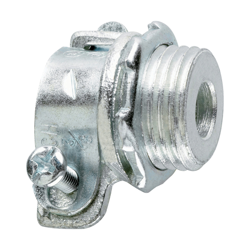 Eaton's Crouse-Hinds series Squeeze Type Conduit Fitting