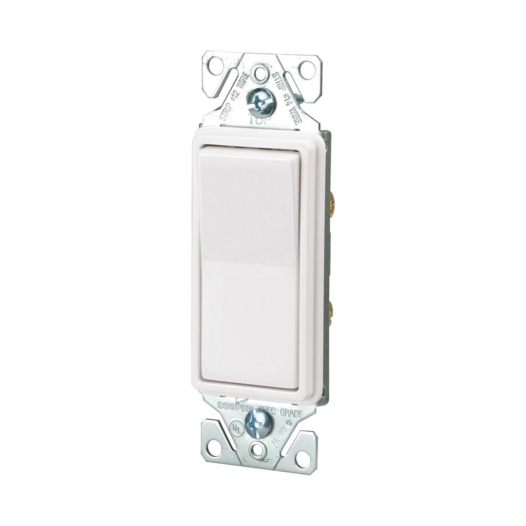EWD 7521W-BOX Switch Deco 2Pos SP 1