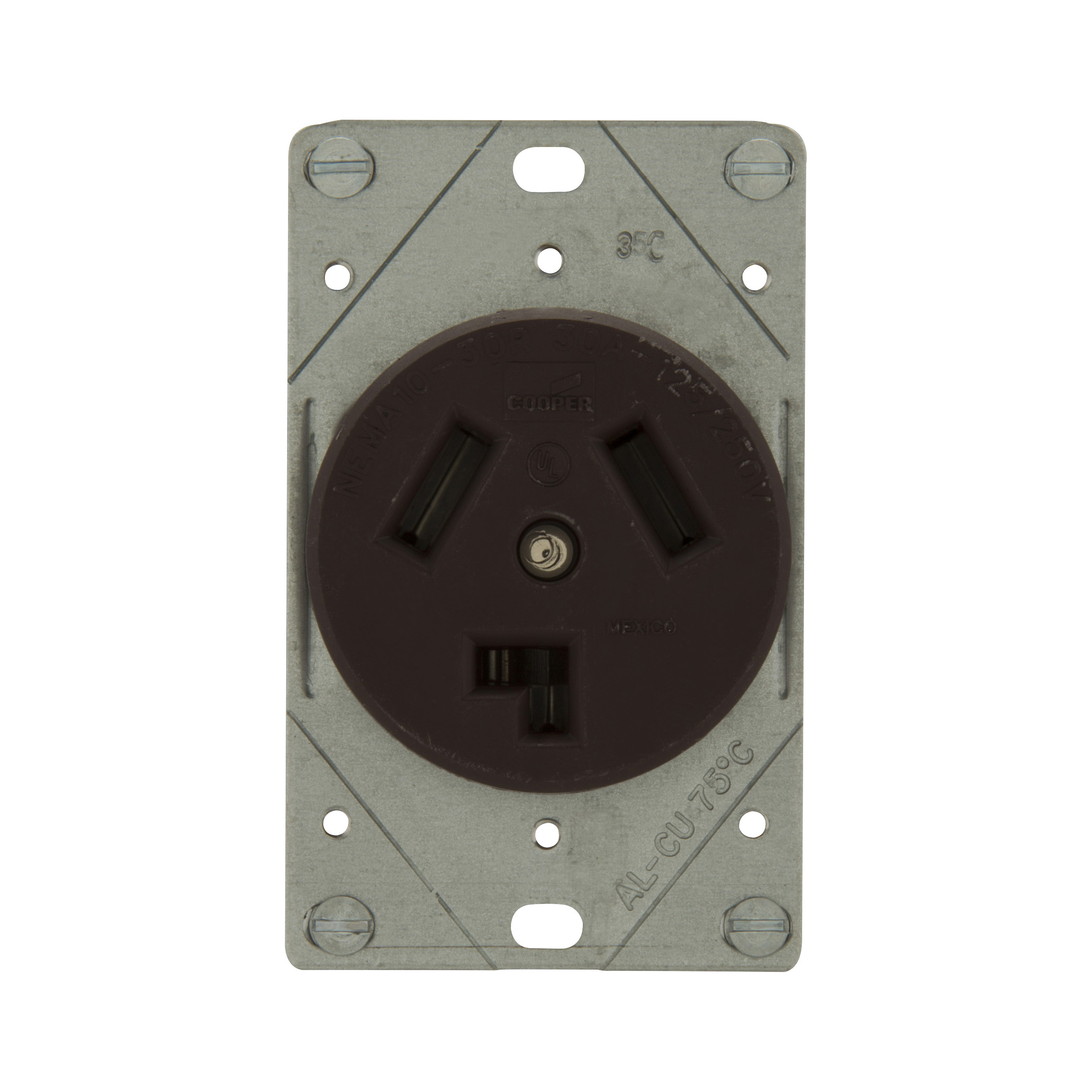 COOPER WIRING DEVICES Dryer Power Receptacle