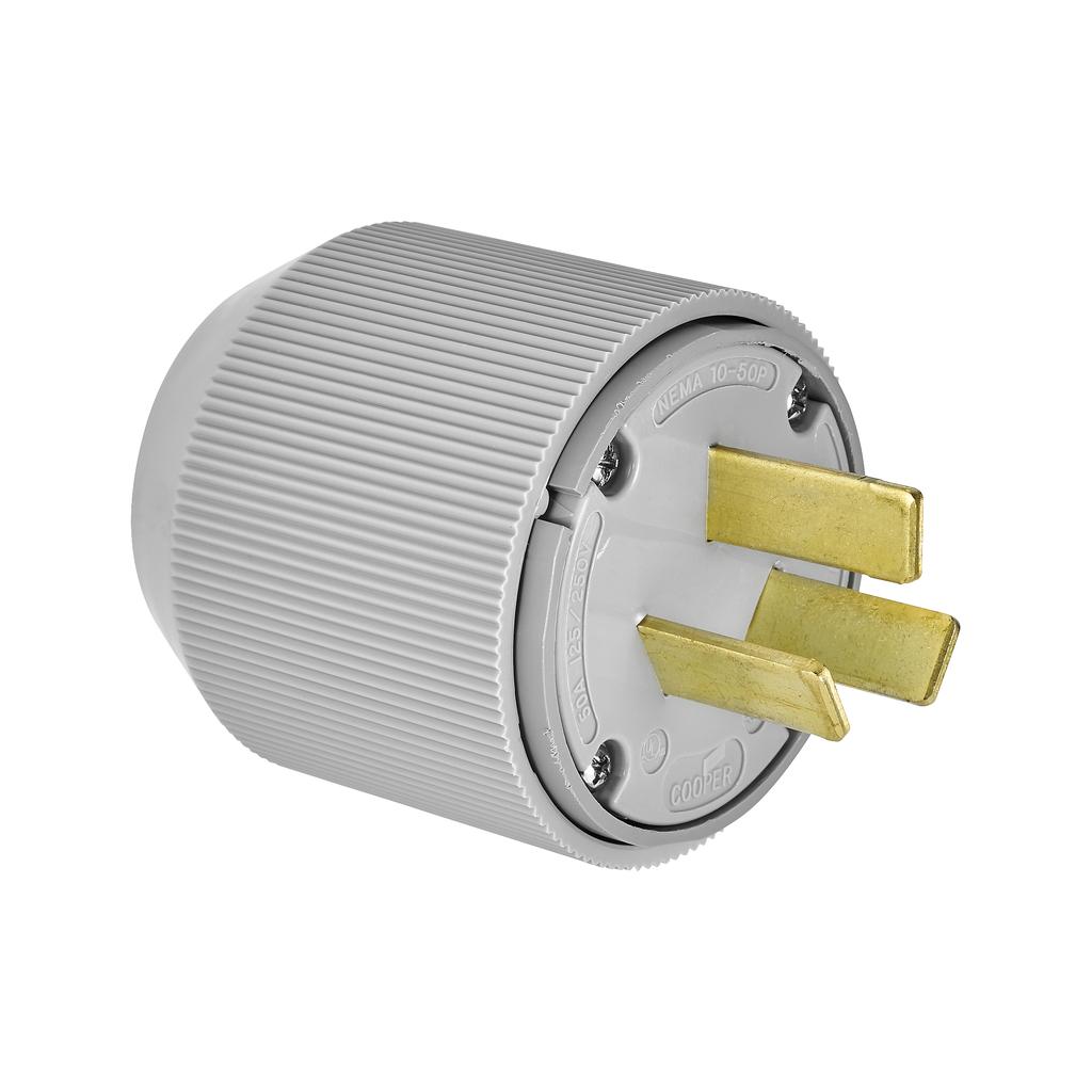 EWD 4524N Plug 50A 125/250V 3P3W St