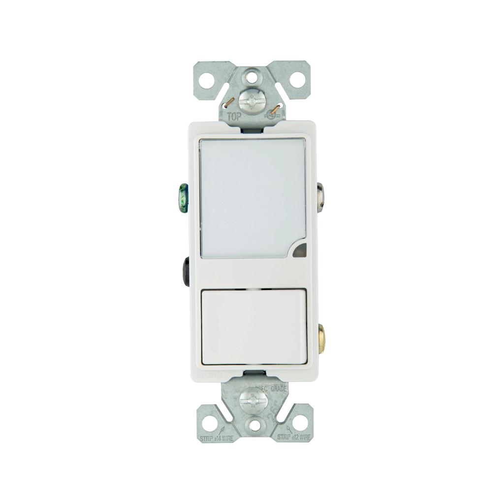 EWD 7738W-BOX Switch/Nightlight Com