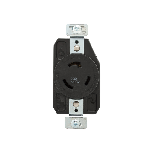 Wiring Devices Wallplates Nema Twistlock Receptacles – L5-20r Receptacle Wiring