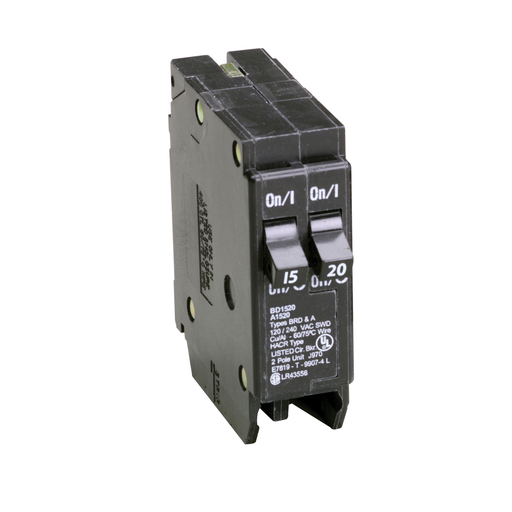 BR360-Eaton//Cutler-Hammer Plug-On Circuit Breaker 3POLE 60AMP Plug-On BR 3PHASE