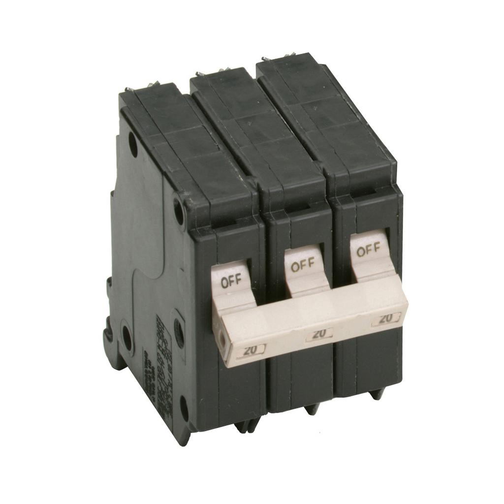 CUTLER-HAMMER CH320 3-POLE 20-AMP 240V CIRCUIT BREAKER