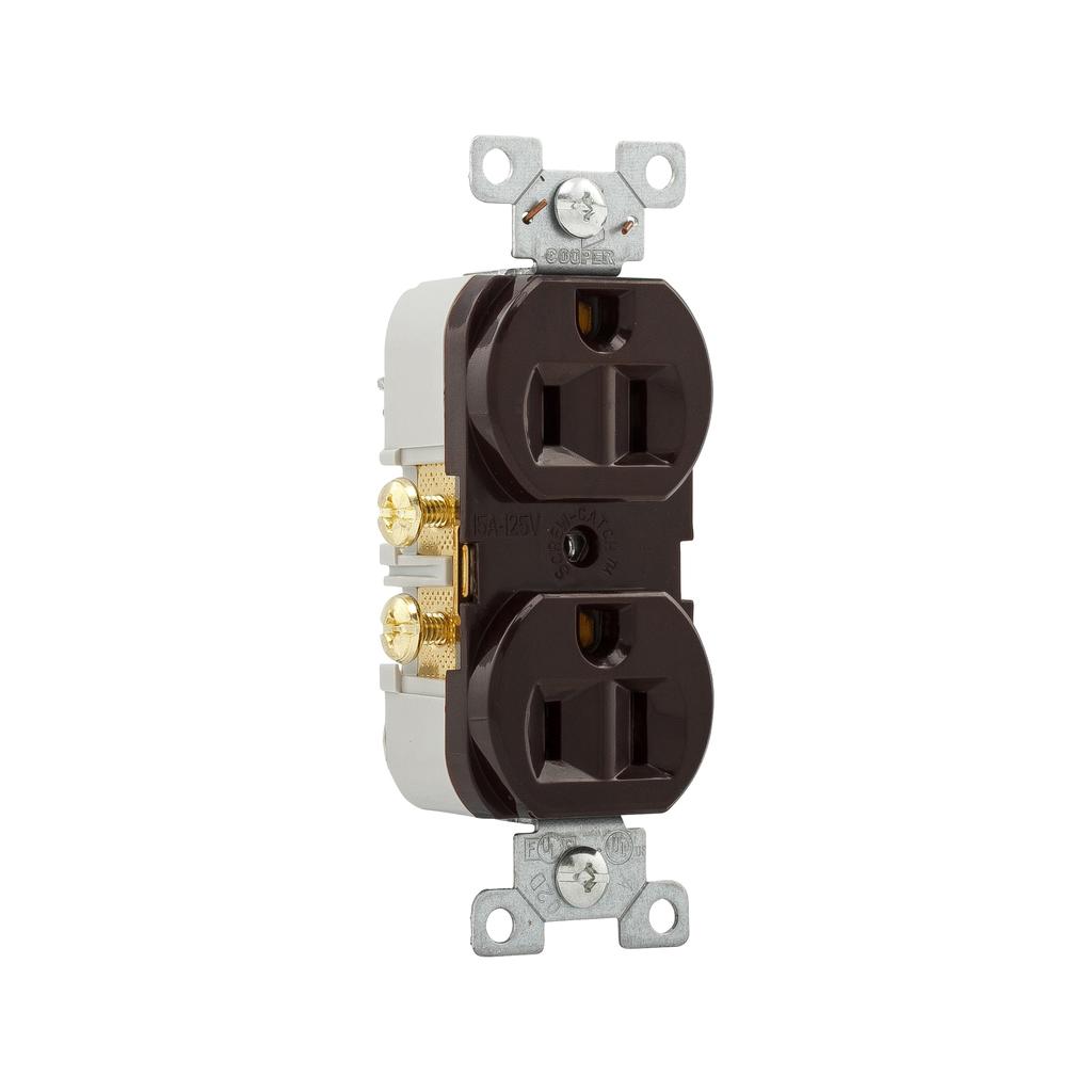 Arrow Hart Wiring CR15B 15 Amp 125 Volt Duplex Receptacle
