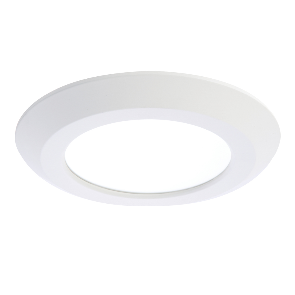 Halo AIR-TITE® SLD606830WH SLD6 600 Recessed Downlight, LED Lamp, 12.2 W Fixture, 6 in Ceiling Opening, 120 VAC, Aluminum Housing