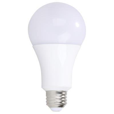 2700K LED Litespan A21 3-WAY Omni-Directional 15W-800/1100/1600lm 2BD 80 CRI 120VAC E26