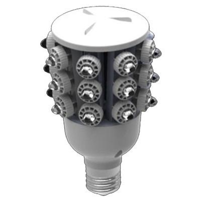 LED Post Top Lamp Nichia 219 30W 5000K White MED/MOG