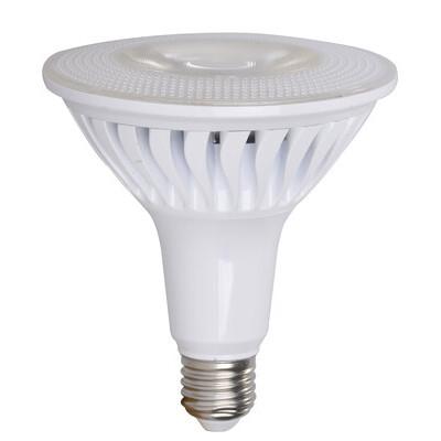 LED Litespan PAR38, Flood 45 Deg Beam 20W-1700lm Dim, 2700K 80+CRI, 120V E26