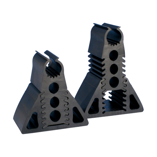 nVent CADDY Pyramid EZ Rubber-Based Adjustable Support RPSE1H57