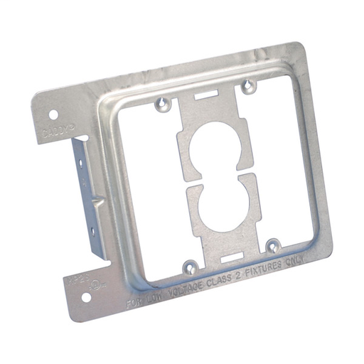 Low Voltage Mounting Plate for New Construction MP2S