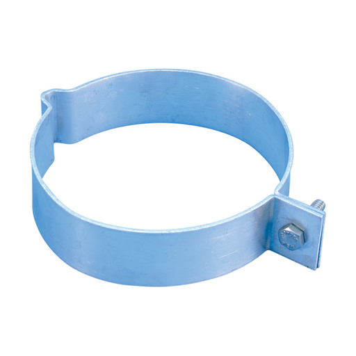 CAD LPC673 STRAP,CU,CABLE TO PIPE HOLDER FOR 3IN ID PIPE