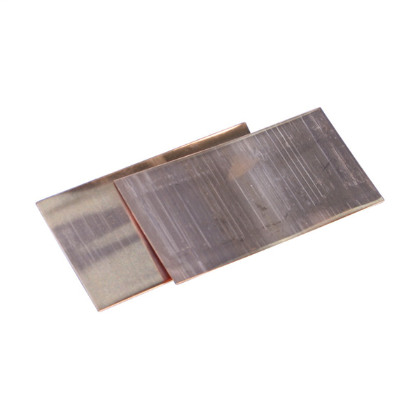 Erico B140A 1.5 x 3 x 0.013 Copper Cable Wrapping Shim