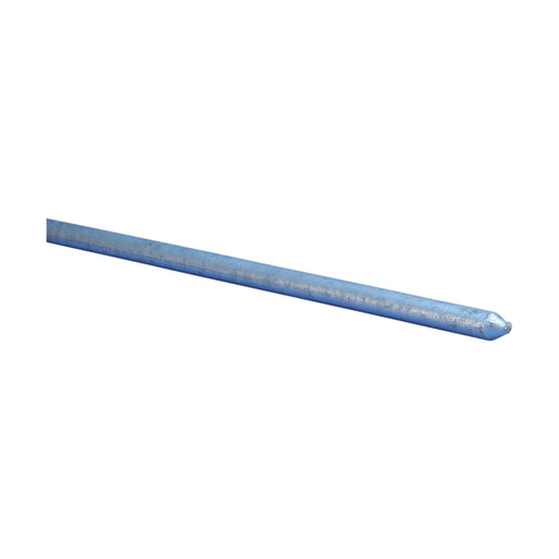 Mayer-Galvanized Ground Rod, Pointed 811360-1