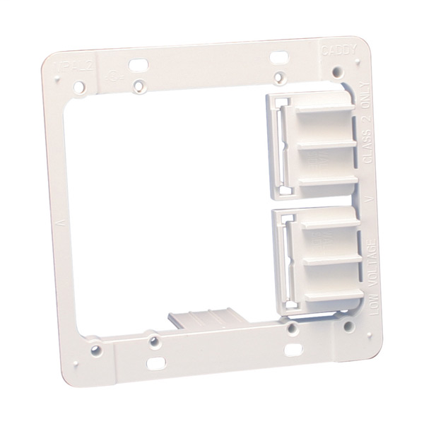 Mayer-Plastic Low Voltage Mounting Plate MPAL2-1