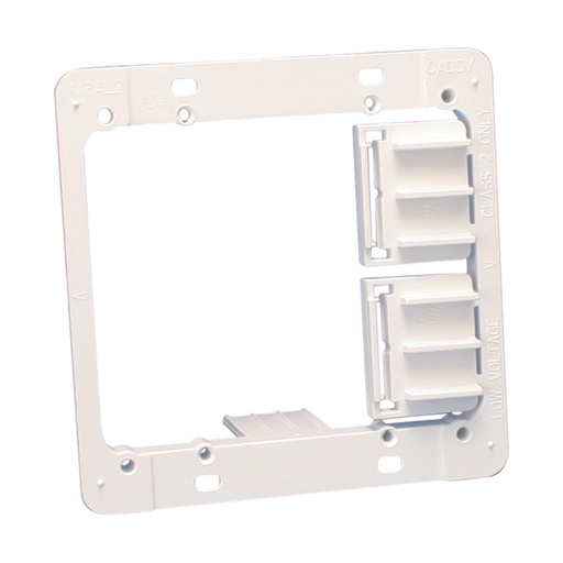 Plastic Low Voltage Mounting Plate MPAL2