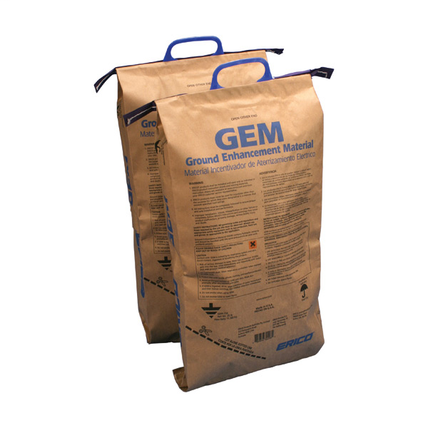 Erico GEM25A 25 lb Bag Ground Enhancement Material