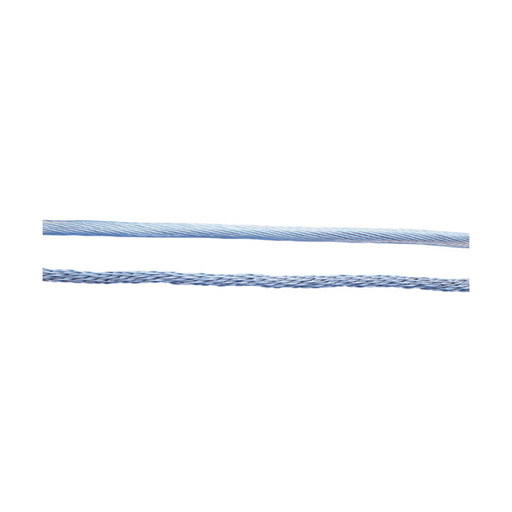 CAD LPA100250 NON-INSULATED STRANDED CONDUCTOR FOR LIGHTNING PROTECTION, ALUMINUM, SMOOTH WEAVE, 0.48IN DIA, 250FT X 98.64 KCMIL