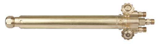 MT310 Machine Torch - MT 318AV Machine Cutting Torch (3 Hose), 12 inch Cut Capacity, 22.5 inch Overall Length, Acetylene