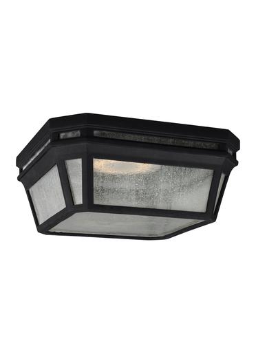 MURF OL11313BK-LED LED OUTDOOR FLUSH
