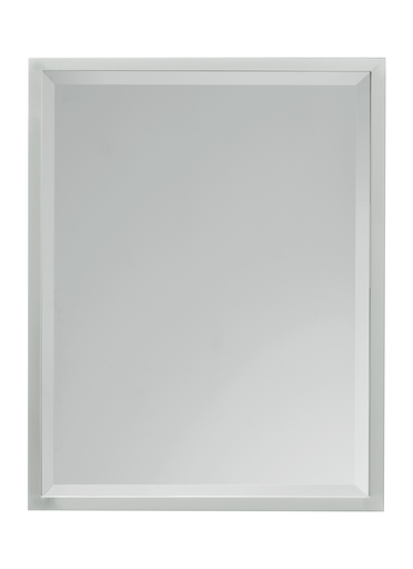 "MURF MR1093CH H 30"" W 24"" CHROME MIRROR"