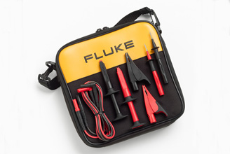 FLUK TLK-220 SUREGRIP ACC SET W/CASE