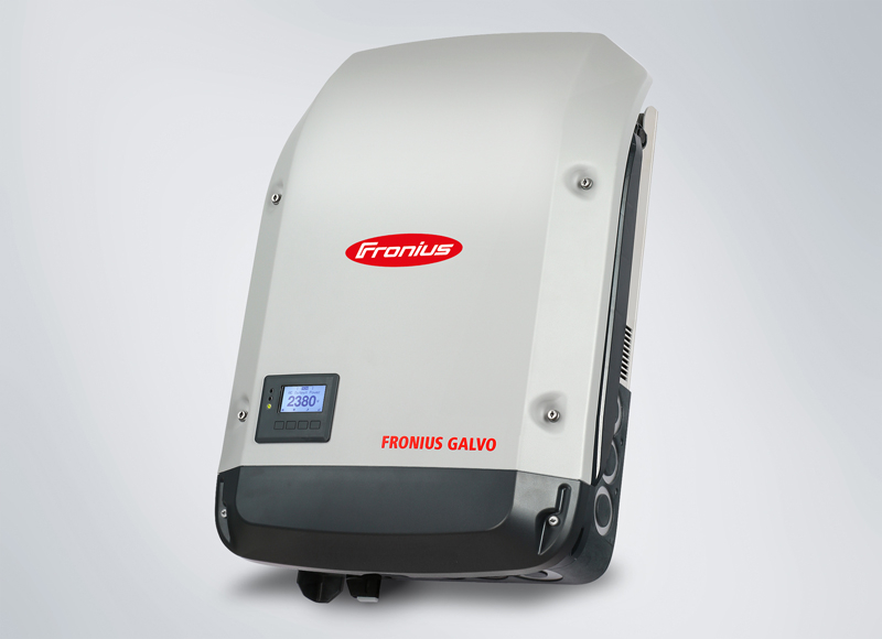 Fronius USA 4-200-013-800 GALVO 2.5 kW AFCI Integrated DC Disconnect Inverter