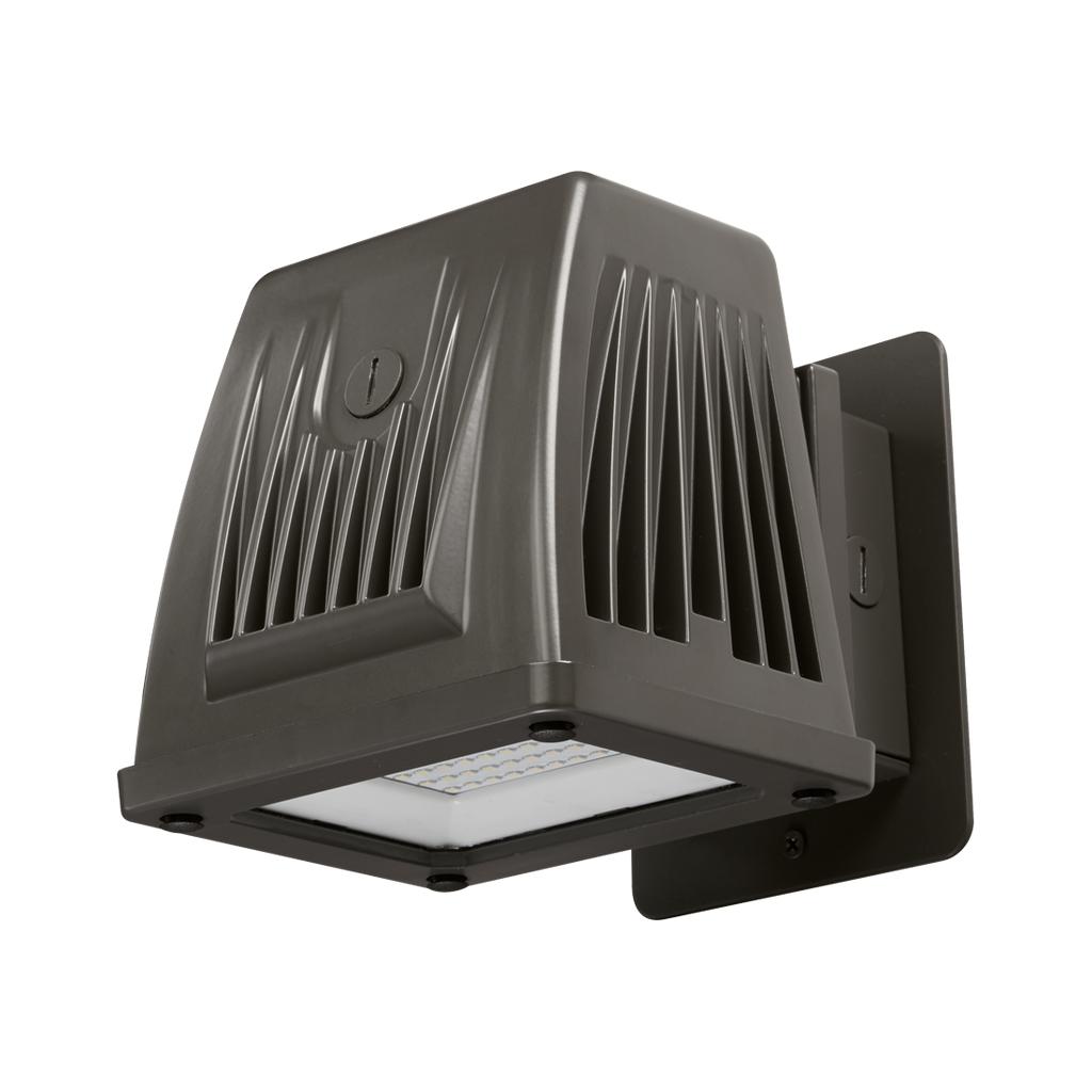 Hyperselect Led 100w Wall Pack Light: Atlas WPS27LED