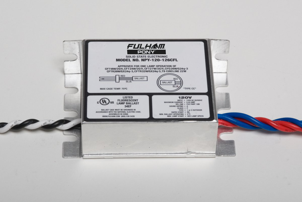 FUL NPY-120-126-CFL NORMAL POWER FA