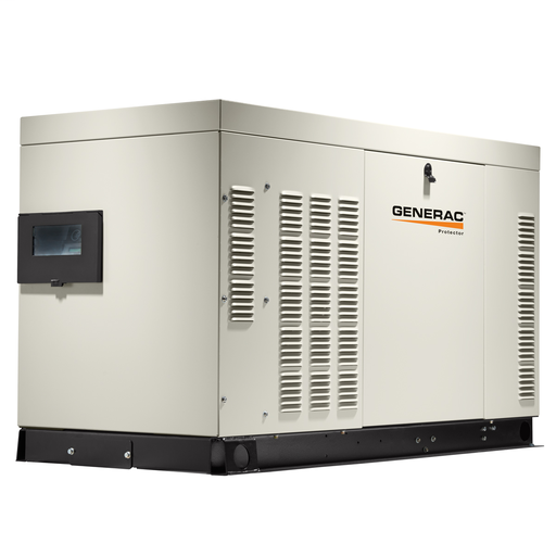 RG02224JNAX - 22/22 kW, 1800 rpm, Alum Enclosure, SCAQMD Compliant (120/240 3 phase)