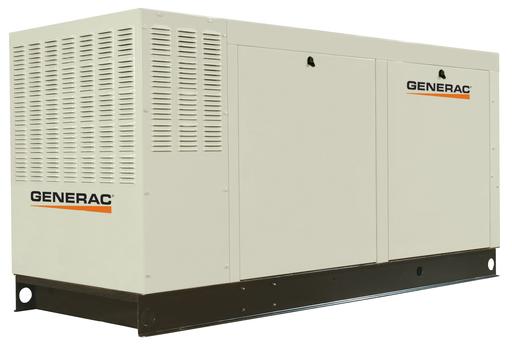 70/68 kW, Liquid-Cooled Guardian Series Standby Generator, 1800 rpm, Aluminum Enclosure, SCAQMD Compliant