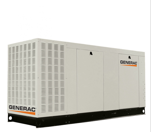 130/130 kW, Liquid-Cooled Guardian Series Standby Generator, 3000 rpm, Aluminum Enclosure, SCAQMD Compliant