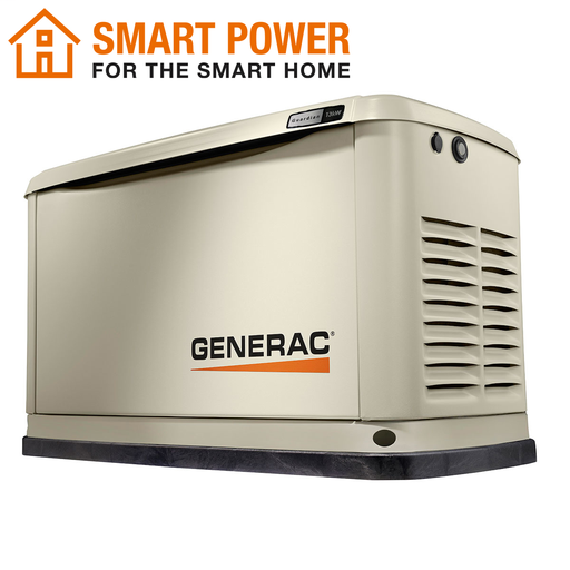 Guardian 13kW Home Backup Generator WiFi-Enabled