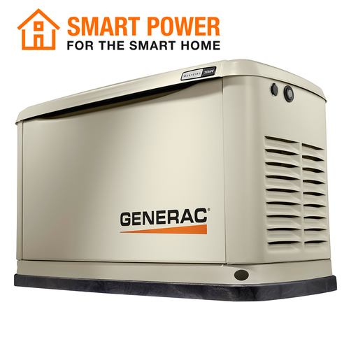 20/18kW Air-Cooled Standby Generator with Wi-Fi