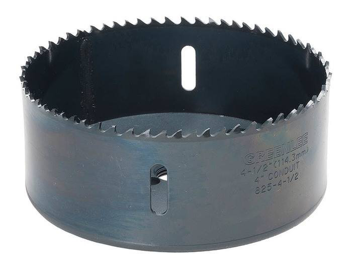 "GRE 825-4-1/2 HOLESAW,VARIABLE PITCH (4 1/2"")"
