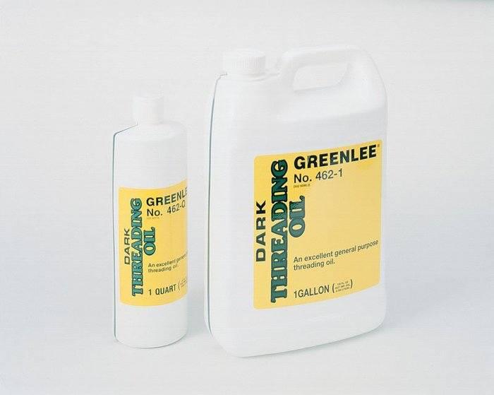 Greenlee,462-1,OIL, THREAD CUTTING-1 GAL DARK