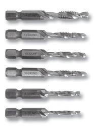 Combination Drill & Tap Bits