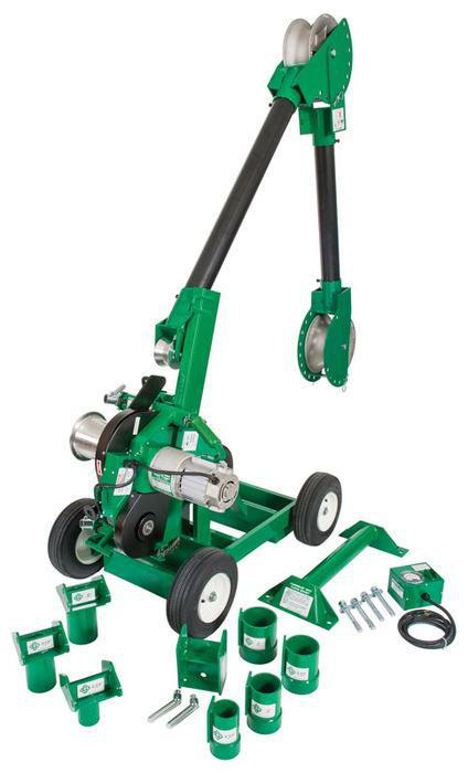 Greenlee,6005,PULLER PACKAGE, CABLE (6005)