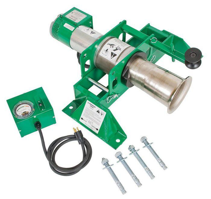 Greenlee,08000,PULLER, CABLE (6800)